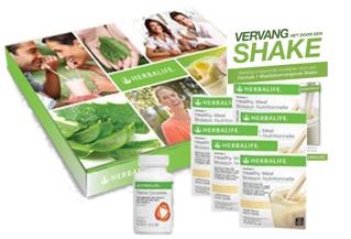 Herbalife 3-Day Try-Out pakket aanvragen Nederland
