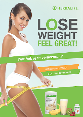 Herbalife 3-Day Try-Out pakket - Beterevoeding.nl