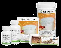 Herbalife kernprogramma beterevoeding
